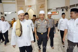 Kapolrestabes Surabaya Sampaikan Pesan Kamtibmas