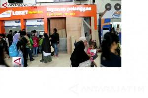 (Video) Stasiun Malang Tambah 2 Kereta Liburan