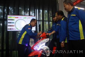 Gubernur Jatim Pesan 100 Unit Motor Listrik ITS