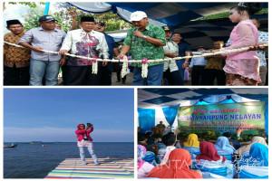 Pemkab Situbondo Luncurkan Wisata Kampung Nelayan Grand Pathek (Video)