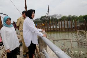 Pemkot Surabaya Bangun Rumah Pompa Berkapasitas Besar