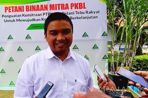 2018 PTPN XI Targetkan Produksi Lima Juta Tebu