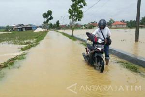 Tiga Desa di Sampang Tergenang Banjir