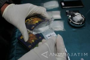 Polres Madiun Tangkap Tersangka Pengguna Narkoba