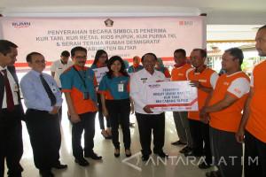 BNI akan Salurkan Kartu Tani untuk 1.000 Petani di Kabupaten Blitar