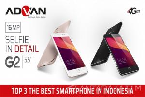 Gawai Asal Indonesia, Advan Masuk