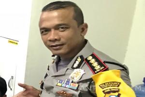 Polrestabes Surabaya Sita Motor Knalpot Brong Jelang Tahun Baru