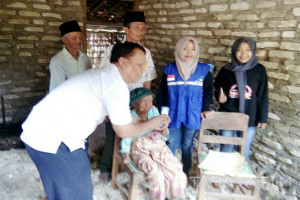 Pemkab Pamekasan Santuni Korban Bencana Enam Kecamatan