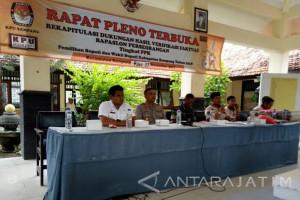 KPU Sampang Distribusikan 175 Ribu APK