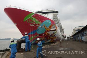 Surabaya Makin Diminati Kapal Pesiar