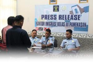 Imigrasi Pamekasan Terbitkan 2.447 Paspor Haji