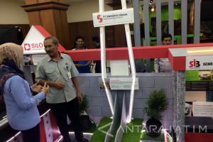 Ratusan pelaku usaha ramaikan Semen Indonesia Expo