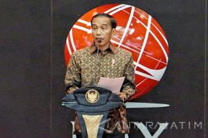 Jokowi Tutup Perdagangan Saham BEI (Video)