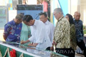 Jokowi Berharap Pasar Tradisional bisa Nyaman (Video)