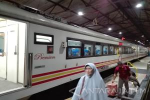 Penumpang  Kereta Api dari Madiun Capai 231.625 Orang