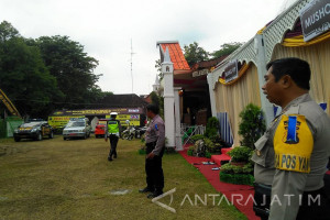 Polres Bojonegoro Fokus Pengamanan di Lokasi Keramaian