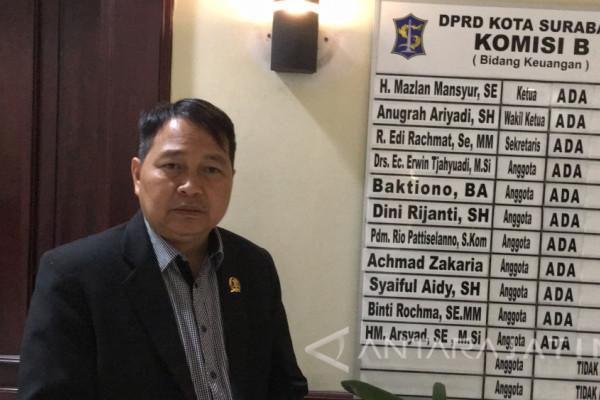 BPP Tuntaskan Revisi Perda PBB Surabaya Sebelum 10 November