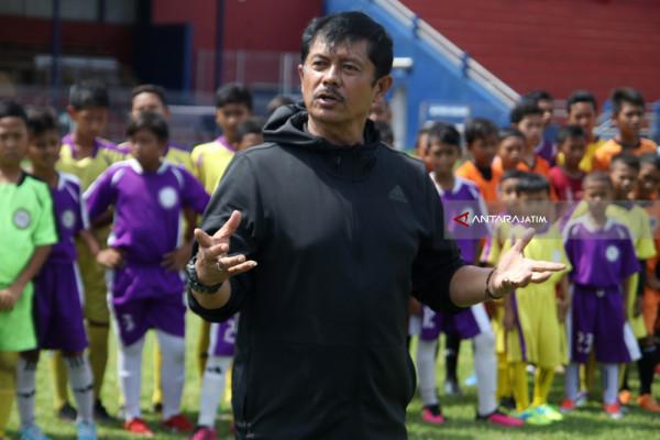 Kembali Tangani Timnas U-19, Indra Sjafri Siap Penuhi Target