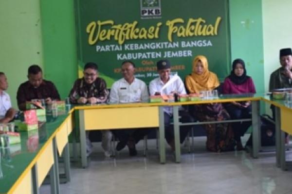PKB Miliki Saldo Awal Dana Kampanye Terbesar di Jember