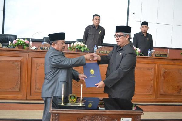 Pemkab-DPRD Madiun Bahas Empat Raperda Tahun 2017