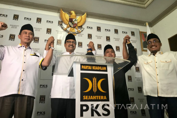 PKS Dukung Gus Ipul (Video)
