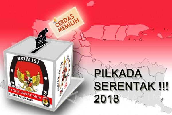 DPT Pilkada Jatim di Ngawi 699.567 Orang
