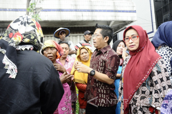 DPRD Surabaya Soroti Pembangunan Taman di Jalan Bongkaran