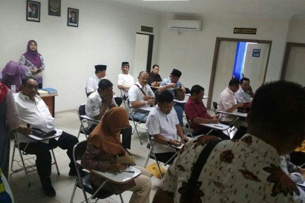 KPU Tulungagung: Psikotes Bacabup Lancar