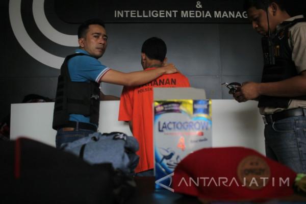 Penculik Anak di Surabaya Ditangkap Polisi (Video)