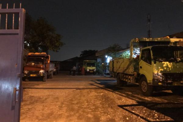 Polrestabes Surabaya Ungkap Komplotan Pencuri Truk