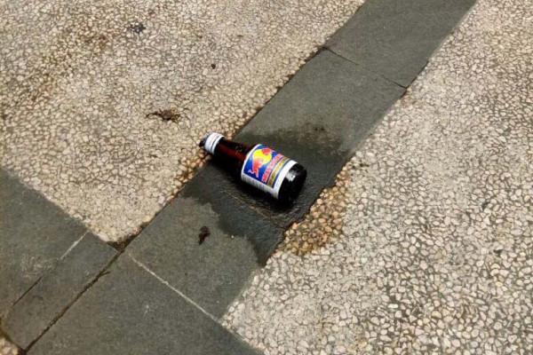 Polisi Selidiki Botol