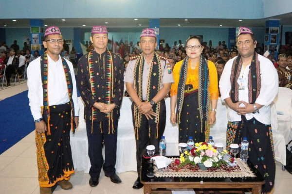 Kapolrestabes Surabaya: Ayo Budayakan Toleransi Bermasyarakat