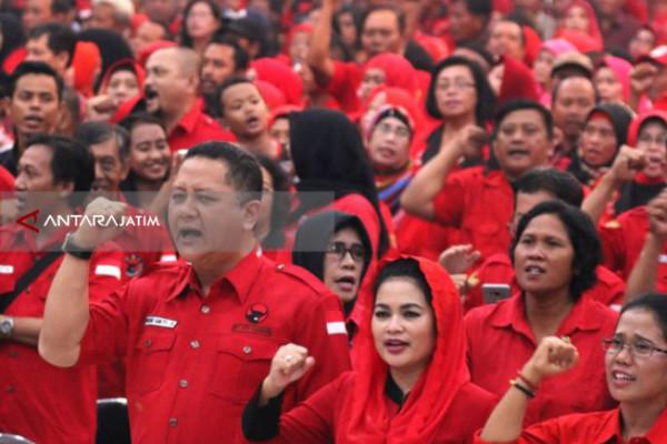 Puti Minta PDI Perjuangan Bangunkan Soekarnois di Jatim