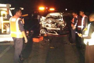 Dua Meninggal Kecelakan di Tol Jombang
