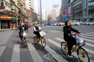 Cara Pelajar Indonesia di China Rayakan Tahun Baru
