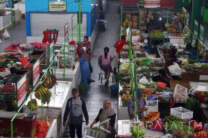 Relokasi Pedagang Pasar Blimbing Tunggu Adendum PKS