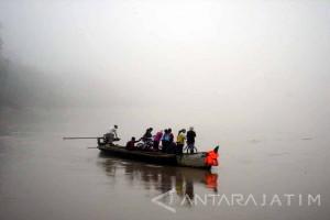 Pengusaha Perahu Bengawan Solo Wajib Tambah Pelampung