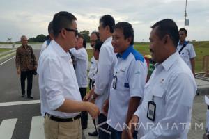 Menteri ESDM Kunjungi Proyek Gas JTB Bojonegoro