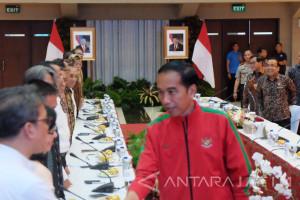 Jokowi Dengarkan Masukan Tokoh Masyarakat Atasi Citarum