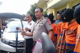 Polisi Bekuk pelaku Curas Terhadap Sopir Rental