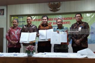 ITS-PJB-PLN Sumatera Tandatangani Kerja Sama