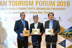 Banyuwangi Terima Anugerah Pariwisata Asia Tenggara