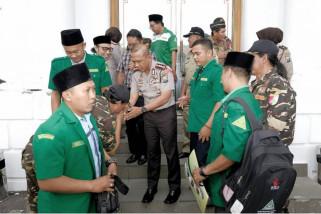 Ansor Surabaya Nyatakan Komitmen Jaga Situasi Kondusif