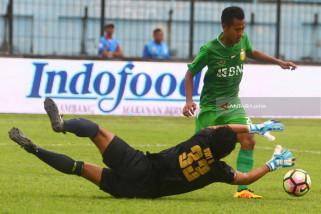 Persela Lamongan Imbangi Bhayangkara FC