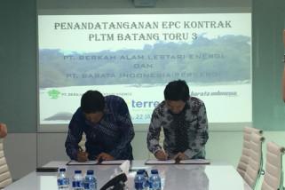 Barata Indonesia Berencana Bangun PLTM di Sumut