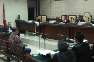 Terdakwa  Penyuap Wali Kota Batu Dituntut Dua Tahun Penjara