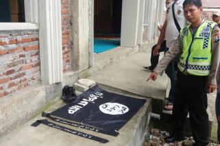 Polisi Selidiki Penemuan Bendera ISIS di Mojokerto
