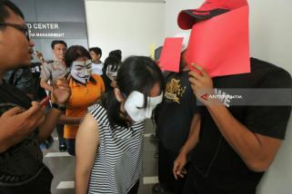 Polrestabes Surabaya Ringkus Mucikari di eks Dolly dan Jarak