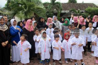 Bunda Fey Dorong Anak Belajar Kesehatan (Video)