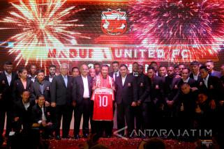 Peluncuran Tim Madura United FC 2018